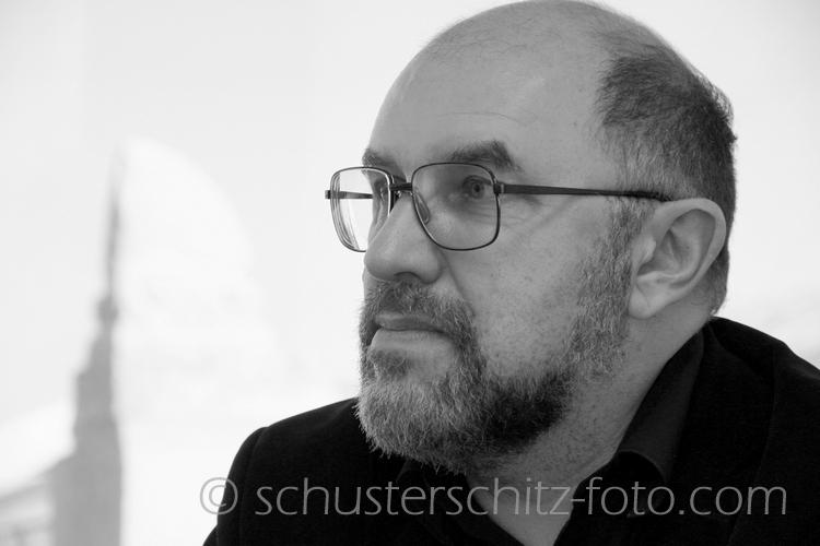 """Dmitrij Alexandrovitsch Taevskiy, Chefredakteur des Internetportals """"Babr"""", Russlanddeutscher"""
