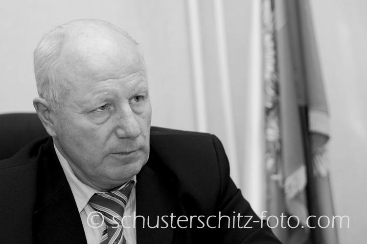 Alexander Alexandrovitsch Meng, erster stellvertretender Bürgermeister von Irkutsk, Russlanddeutscher