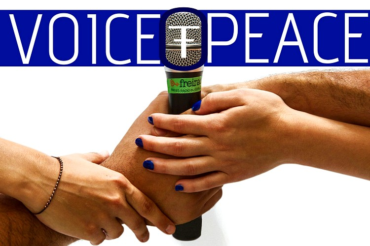 Logo - Voice of Peace