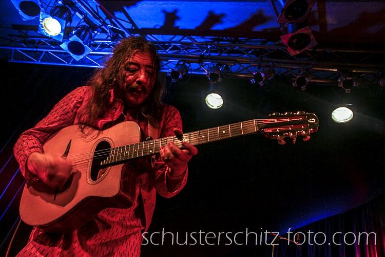Harri Stojka, österreichischer Gitarrist